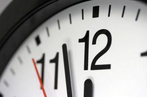 ISO9001:2015 deadline